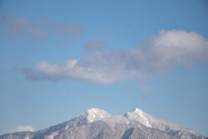 2021新年の鷲ケ巣山